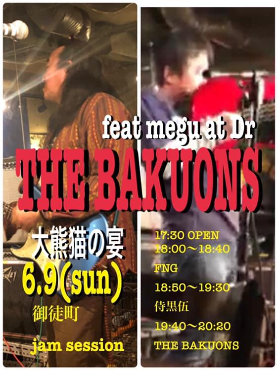 THE BAKUONS